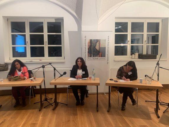 Frauen mit Migrationsgeschichte in der Kommunalpolitik