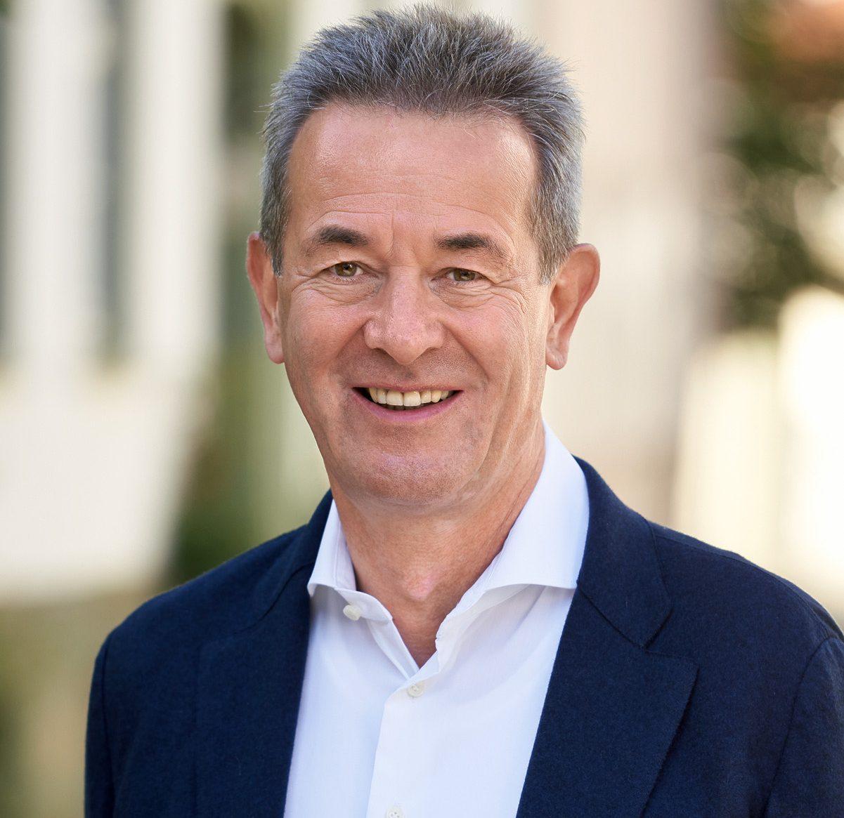 Der Beirat vom Zentrum für Nachhaltige Unternehmensführung, Hans-Günter Trockels.